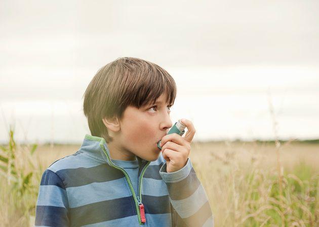 NHS Warning To Parents As 'Asthma Season' Hits This Week