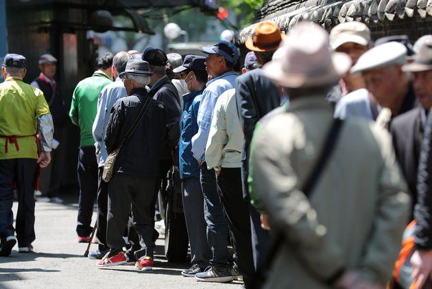 한국의 노년부양비와 총부양비, 50년 이내에 '세계 최고' 수준