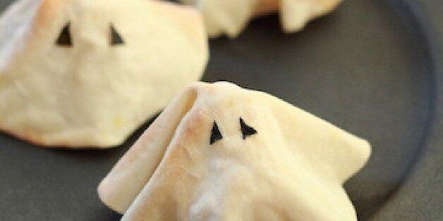 【お助け食材】「餃子の皮」があればどんなメニューもハロウィンに!