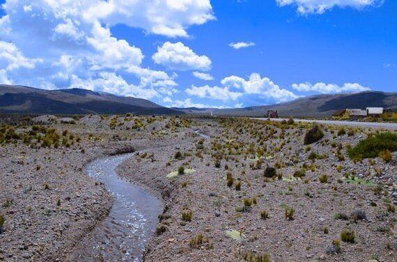 【ペルー】思わず涙する大自然。日本では味わえない「青」の絶景