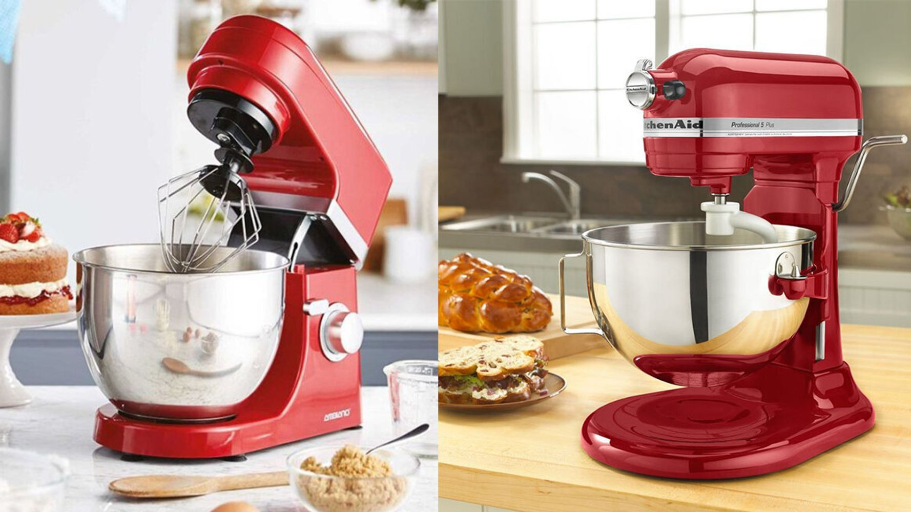 Aldi Launches £50 Dupe Of KitchenAid (Just In Time For Bake Off)