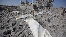 Saudi-Led Airstrikes On Yemen Prison Kill At Least 100, Injure Dozens