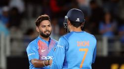 Rishabh Pant Breaks This Dhoni Record During India Vs West