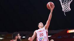 Coupe du monde de Basket-Ball: La Tunisie l'emporte sur l'Iran et préserve ses chances de