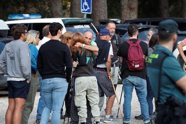 La Policía, la Guardia Civil, los organismos de emergencias y voluntarios reanudan la búsqueda,...
