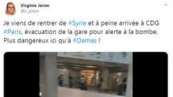 De retour de Syrie, cette élue RN estime que Paris est plus dangereuse que