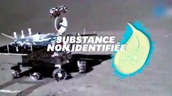 Le robot chinois Yutu-2 découvre un