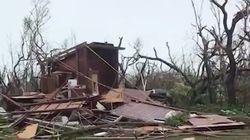 10 vídeos que mostram toda a força e destruição do furacão Dorian nas
