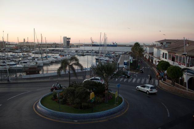 Port de Ceuta (photo