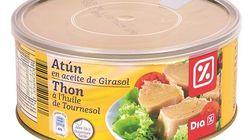 Alerte sanitaire concernant le thon en conserve Dia vendu en contrebande au