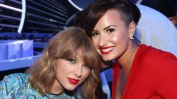 Demi Lovato Realizes 'Life Is Too Short' To Keep Hating Taylor