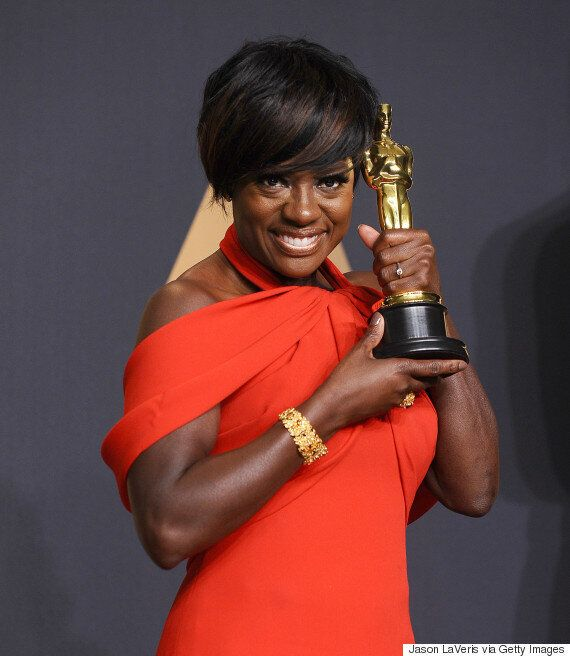 Viola Davis Opens Up About Growing Up In