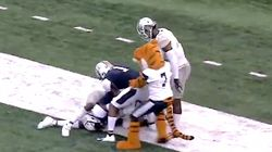 Jackson State Mascot Penalized For Unsportsmanlike
