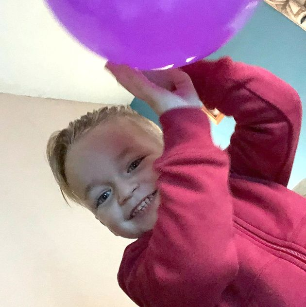 Alfie Lamb died three days after the incident in February last