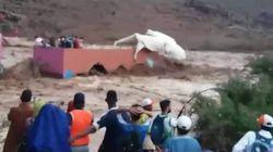 Taroudant: Le corps de la personne disparue pendant les inondations a été