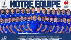 Découvrez la liste des 31 joueurs du XV de France retenus pour le Mondial de