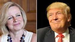 Notley Plans To Meet With Trump