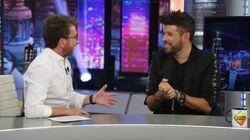 Pablo López zanja en 'El Hormiguero' el rumor más extendido: