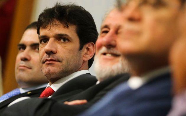 Marcelo Álvaro Antônio desistiu de audiência pública nesta terça-feira...