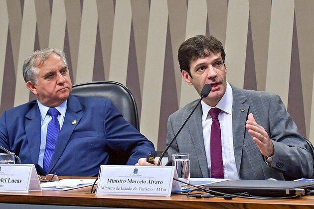 Em abril, Álvaro Antônio disse que provaria sua inocência sobre esquema de candidaturas...