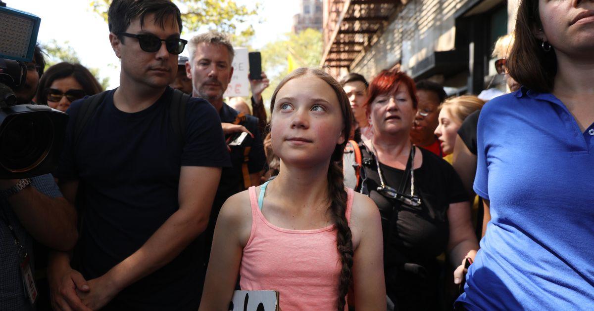 'É um superpoder', diz Greta Thunberg sobre ter Síndrome de Asperger