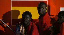 Descienden un 45% las llegadas de migrantes en patera a España en lo que va de