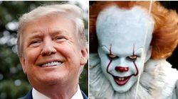 'It: Chapter Two' Director Reveals What Trump Has In Common With