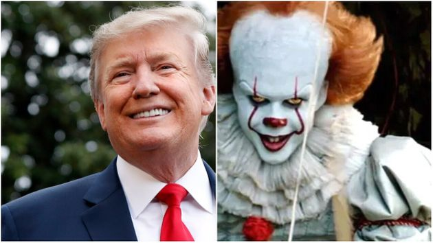 It: Chapter Two Director Reveals What Trump Has In Common With Pennywise
