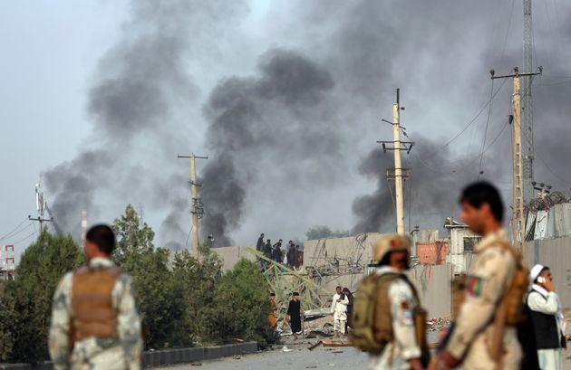 16 άμαχοι, νεκροί και 119 τραυματίες από την βομβιστική επίθεση στη