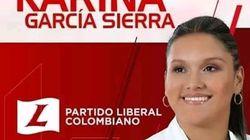 Bruciata viva la candidata sindaco di Suarez: la Colombia piange Karina