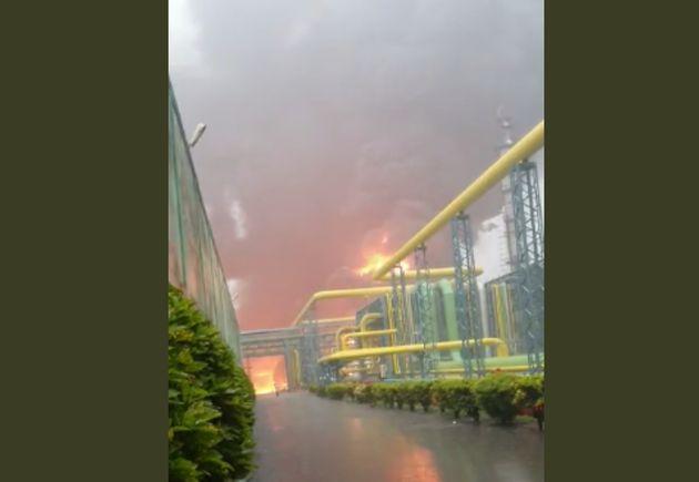 ONGC Fire In Mumbai Kills Four, Three Seriously