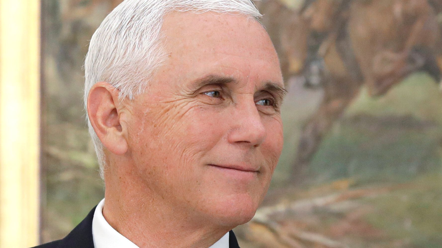 Westlake Legal Group 5d6e1ed0250000550001c153 WH Spokesperson Argues Pence Isn't Anti-Gay In The Worst Possible Way