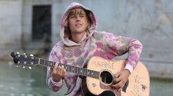 Drogas duras, ganas de acabar con su vida y abusos: la durísima confesión de Justin