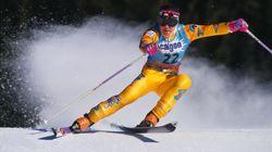 Blanca, la 'lugarteniente' de la saga más importante del olimpismo