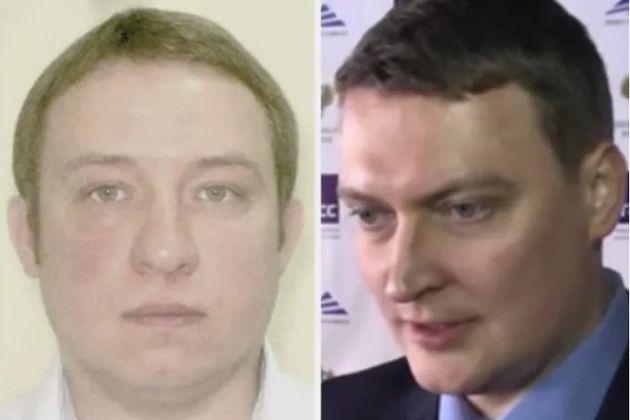 Andrey Yuryevich Kharchenko (sinistra) e Ilya Andreevich