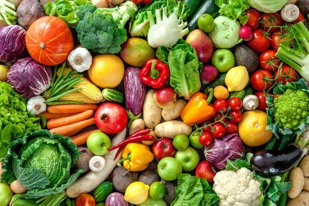 Ποικιλία φρούτων και