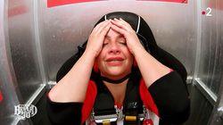 Cécile Duflot en larmes dans la