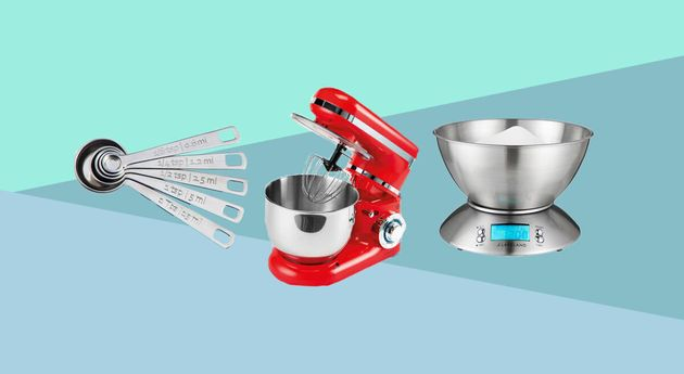 The Best Baking Equipment To Buy Inspired By The Great British Bake Off