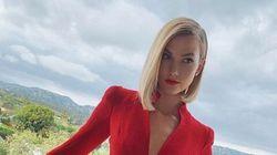 Γιατί η Κάρλι Κλος εγκατέλειψε την καριέρα της ως μοντέλο στην Victoria's