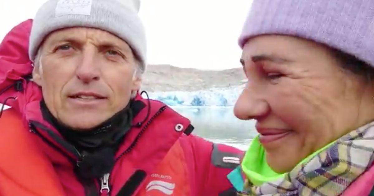 Jesús Calleja sorprende con su última invitada a 'Planeta Calleja'