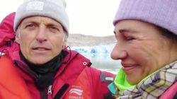 Jesús Calleja sorprende con su última invitada a 'Planeta