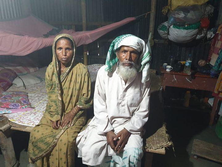 Kaleshan and Lal Bano.