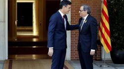 La propuesta del PSOE para Cataluña: referéndum no, diálogo