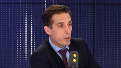 Jean-Baptiste Djebbari nommé secrétaire d'État aux
