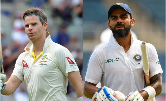 Steve Smith and Virat
