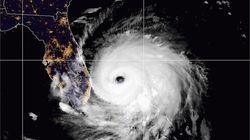 H οργή του τυφώνα Ντόριαν: Δραματικά βίντεο από τις
