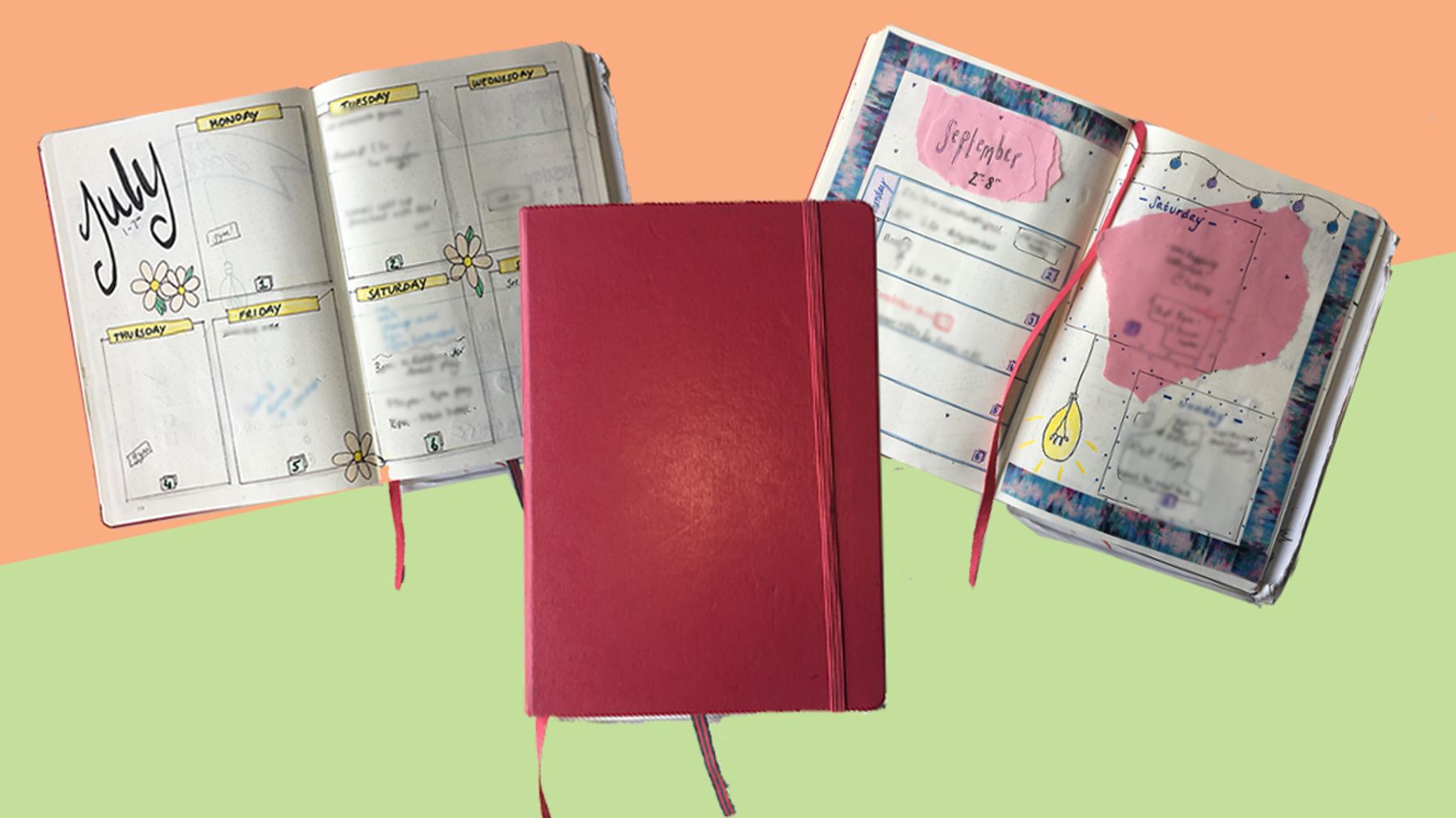 This Bullet Journal Changed My Life – And Helped Me Practise Self-Care