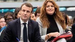 Macron témoin de l'appel d'une femme en détresse que les gendarmes refusaient