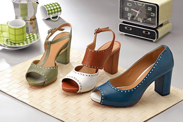 scarpe vintage anni