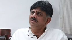 Karnataka Congress Leader DK Shivakumar Arrested By